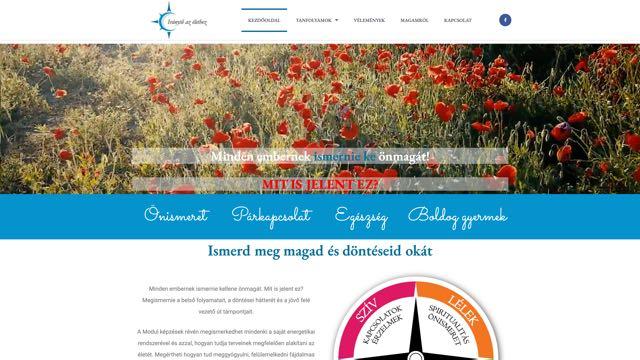 Dankó Péter weboldal